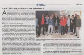 Inauguration -Alpes & Midi